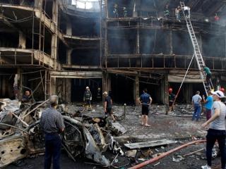 38 کشته و زخمی در انفجارهای بغداد