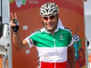 بیوگرافی مرحوم بهمن گلبارنژاد، دوچرخه سوار پارالمپیک