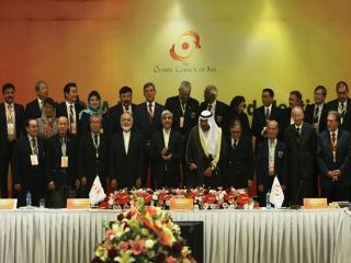 تصمیم گیری درباره تغییر مقر شورای المپیک آسیا