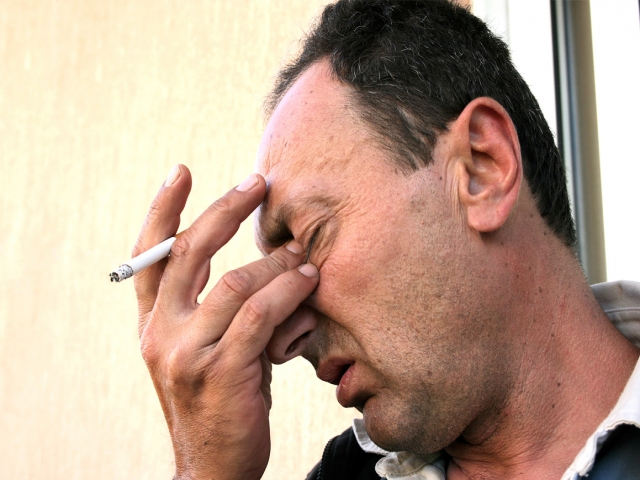 آیا سیگار استرس و اضطراب را کاهش می دهد؟