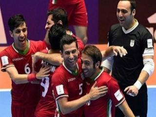 پیام تبریک رئیس کنفدراسیون فوتبال آسیا به تیم ملی فوتسال ایران