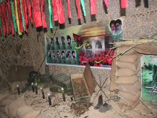 برپایی نمایشگاههای مختلف دفاع مقدس در پایتخت