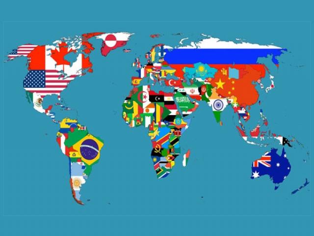 مخفف اسم کشورهای جهان