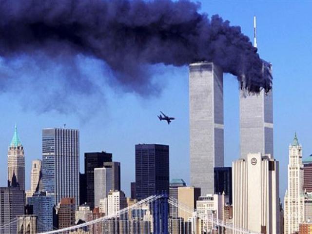 11 سپتامبر ، واقعه برجهای دوقلوی تجارت جهانی در نیویورک (2001 م) حادثه 11 سپتامبر