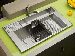 انواع مدل های سینک آشپزخانه