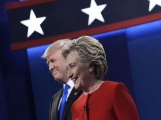 مناظره جنجالی کلینتون و ترامپ/ایران داشت خفه میشد نگذاشتید!