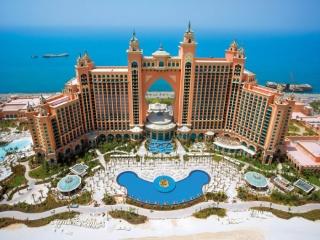 هتل های معروف دبی