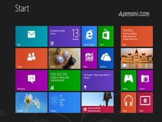آموزش نصب Windows 8 از روی فلش درایو