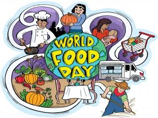 16 اکتبر ، روز جهانی غذا