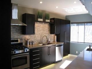 دکوارسیون کابینت آشپزخانه جدید