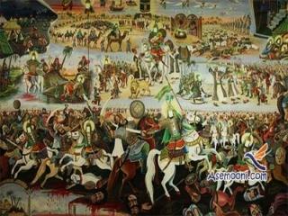 ورود امام حسین علیه السلام به کربلا - 61 ه ق