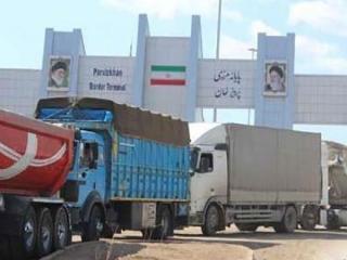 افزایش 23 در صدی صادرات به عراق