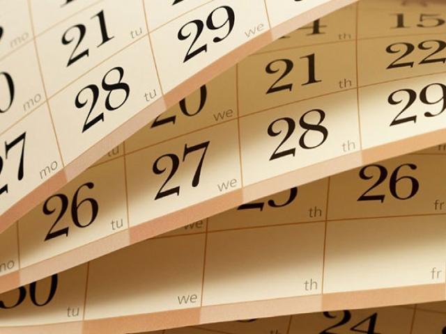 ماه های سال به ترتیب میلادی، قمری و خورشیدی
