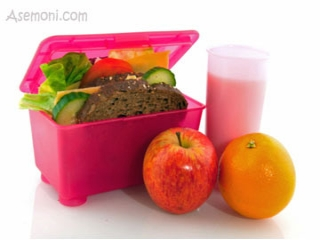سالم ترین ناهار در محل کارتان