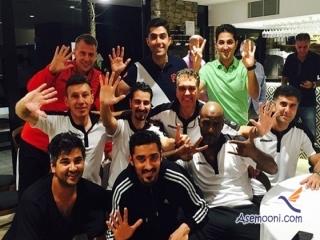 شماره پیراهن بازیکنان تیم ملی مشخص شد
