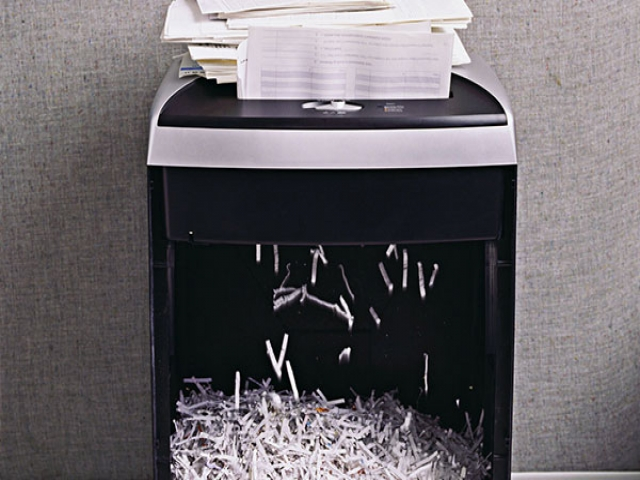 آشنایی با دستگاه های کاغذ خردکن