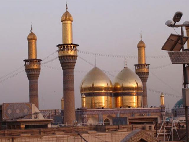 معرفی شهر تاریخی سامرا عراق