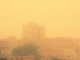 ایران از طوفان شن و ماسه رنج میبرد/ منشأ 90 درصد گردوغبارهای ایران خارجی است