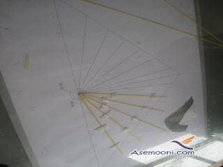 آموزش ساخت سازه های ماکارونی