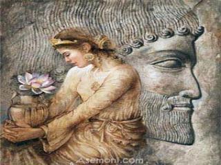 شیر زنان ایران باستان