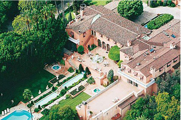 hearst-mansion