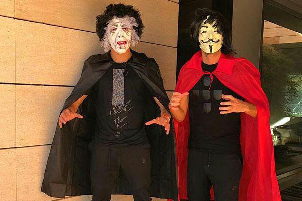 ronaldo-halloween