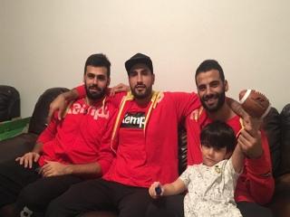 شب درخشش لژیونرهای هندبال ایران در لیگهای اروپایی