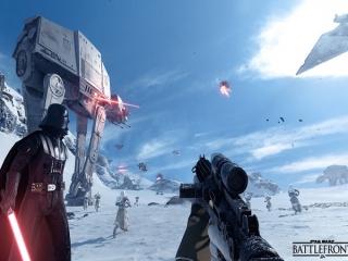 عنوان Star Wars Battlefront 2 پاییز 2017 از راه می رسد