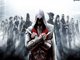 Assassin's Creed: The Ezio Collection منتشر شد