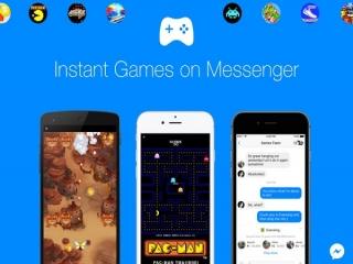 مسنجر فیسبوک به قابلیت بازی مستقیم مجهز شد