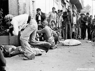 عکس های انقلاب سال 1357 ایران