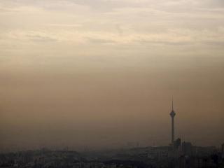استمرار هوای تهران روی خط قرمز / روزهای ناسالم پایتختنشینان به دوازدهمین روز رسید