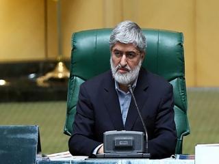 زندگینامه علی مطهری، نماینده تهران در مجلس