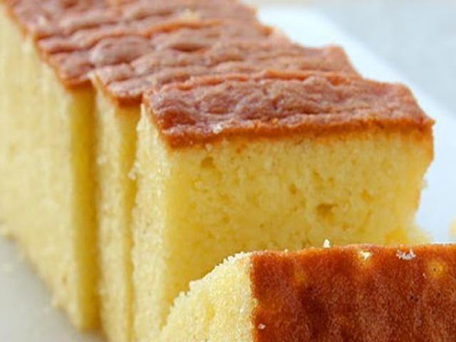 طرز تهیه کیک کره ای ساده