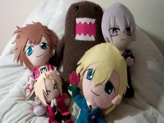 عروسکهای پارچه ای