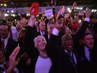 عکسهایی از حواشی انتخابات آمریکا
