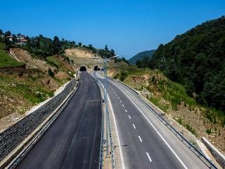 پیشرفت 70 درصدی قطعه یک آزادراه تهران-شمال