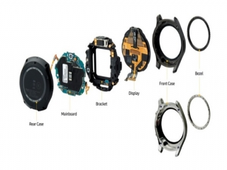 کالبد شکافی ساعت هوشمند Gear S3