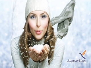 مراقبت های زمستانی از مو با روغن های طبیعی