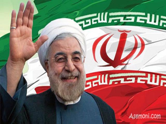 """""""حسن روحانی"""" برای 4 سال رئیس جمهور منتخب ایران شد"""