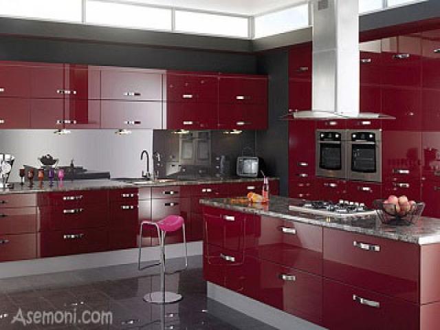 6 پیشنهاد جالب برای تغییر دکوراسیون آشپزخانه