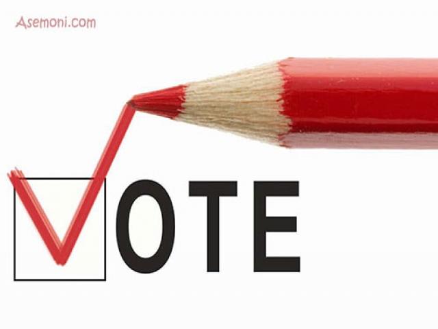 کاندیداهای سرشناس وارد ستاد انتخابات شدند