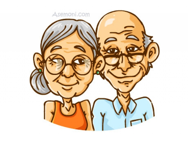 آرزوی زوج سالخورده