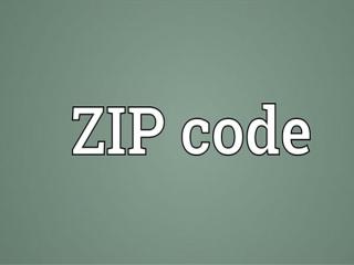 zipcode چیست
