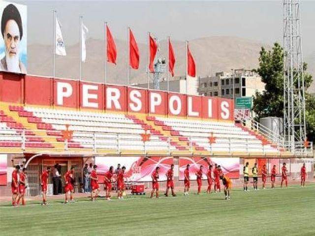 ورزشگاه اصلی پرسپولیس برای شش ماه آینده آماده می شود