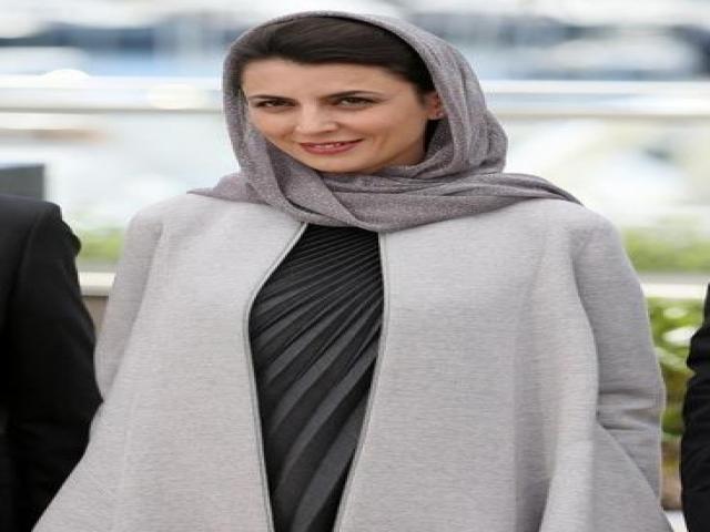 حضور لیلا حاتمی در جشنواره کن