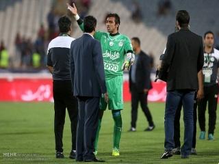 واکنش باشگاه استقلال به تهدید رحمتی برای خداحافظی از فوتبال