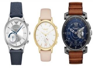 فسیل ساعت های هوشمند جدیدی معرفی کرد