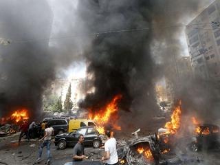 انفجار بمب در مقر گروهک دموکرات در اربیل/هفت تن کشته شدهاند