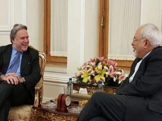 دیدار قائم مقام وزیر خارجه یونان با ظریف